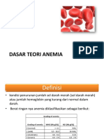 Dasar Teori Anemia