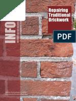 Inform Repairing Brickwork