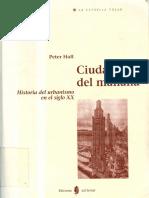 Hall, Peter-La ciudad de los monumentos (in.1988-es.1996)