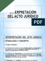 INTEREPRETACION DEL ACTO JURIDICO.pptx
