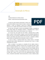 Declaracao do Mexico 1985.pdf