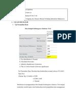 RegA Kelas D 0115101113 DIAN AGUSTINA Interpretasi Output