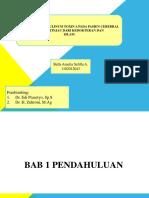 Efektivitas Botulinum Toxin A