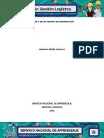 Modelo de Un Centro de Distribución