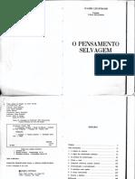 lévi-strauss pensamento selvagem.pdf