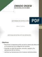 10 Sistema de Deteccion Incendios William Gutierrez EM&D 2018 Rev A