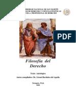 Libro Filosofia Del Derecho 2018