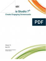 Camtasia Studio 7 - Create Engaging Screencasts