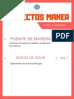AVANZADO Proyectos Makerspace