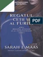 Sarah J. Maas - [Regatul Spinilor Si Al Trandafirilor Vol 2] - Regatul Cetii Si Al Furiei [v 1.0]