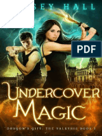 Undercover Magic - Linsey Hall