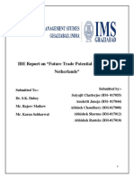Report (Trade Between India and Netherlands