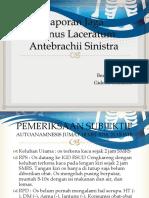 VL Antebrachii Sinistra