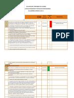 Evaluación Inicial de La NOM-002-STPS-2010 en Cítricos Ex. S.a. de C.V