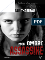 EXTRAIT du roman « Mon ombre assassine » d'Estelle Tharreau