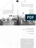 Rinesi, Vilas. Si este no es el pueblo, populismo y república.pdf