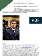 Flavio Cattaneo AD Di Terna Dividendi I Record Di Piazza Affari