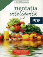 Alimentatia Inteligenta - Emil Radulescu