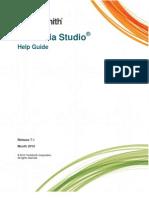 Camtasia Studio 7.1 Help Guide