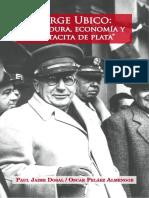 Jorge Ubico Dictadura Economía y La Tacita de Plata