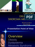 2018_dr. Mahatma_Syndrome Metabolik.ppt