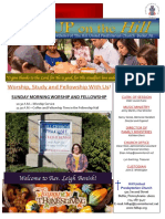 Newsletter November 2018 Website