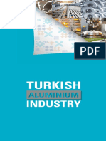Turkish-Aluminium industry