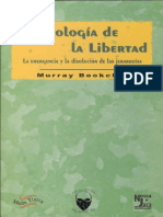 Murray Bookchin, La Ecología de La Libertad