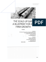 Scale-Up Report