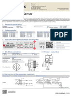 Pressure Sensor ECT e ECT NAT