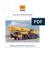 Lifting Operations and Cranes Standard Revised