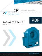 RTF Radial Tip Fans Catalog 950
