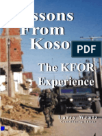 Wentz (2002) Kosovo