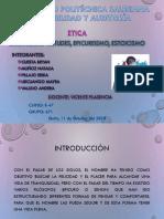 Auditoría Financiera Para Las Cuentas Por Cobrar de La Empresa Distribuidora de Alimentos s.a.s., De Conformidad Con Las Nias