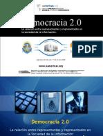 Democracia 2.0 - Democracia en la Sociedad de la Informacion