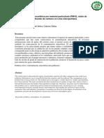 Contaminación Ambiental Por Material Particulado Jaciel 1