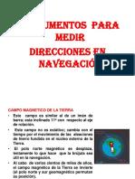 5.- Instrumentos de Medir Direcciones
