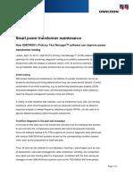 PTM 4.00 Press Release ENU