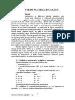 Analiza Si Sinteza Dispozitivelor Numerice