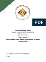 Proyecto Inditex MKT