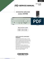 OKYO A9155 Service Manual
