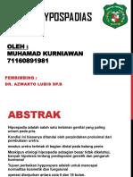 Hypospadias PPT.pptx