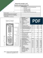 Manual de Montaje y uso Depósito FSK