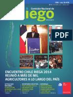 Comision Nacional Riego 9-2014