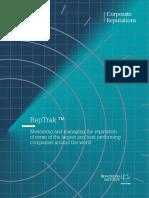 RepTrak Brochure