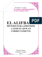 El_Alifbato Metodo Para Aprender a Leer Quran