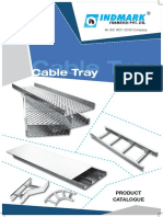 Cable Trays Manufacturer Pune- Product Catalogue -IndmarkCableTray