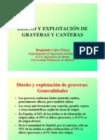 Diseno y Explotacion de Graveras