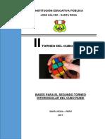 Bases Para El Segundo Torneo Interescolar Del Cubo Rubik (2)
