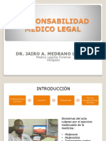 Responsabilidad Medico Legal